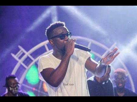 Sarkodie full performance at the 2016 Rapperholic Concert