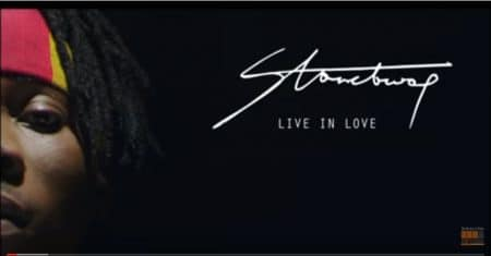 Stonebwoy – Live In Love (Official Video)