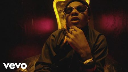 Wizkid – Daddy Yo ft. Efya (Official Video)