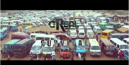 C-Real – Survival ft. Worlasi (Official Video)