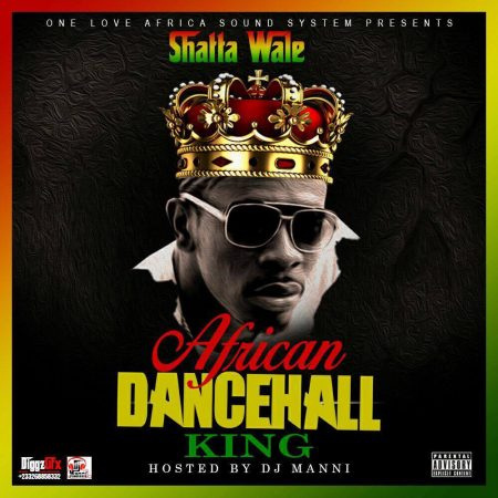 Shatta Wale – African Dancehall King (Hosted by DJ Manni)
