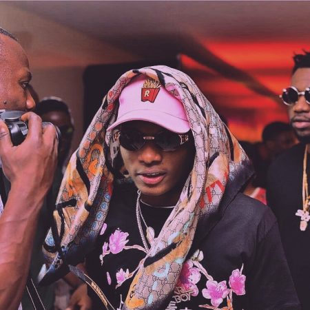 Vybz Kartel and Wizkid collaborate on new single
