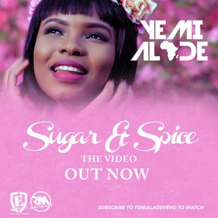 Yemi Alade – Sugar n Spice (Official Video)