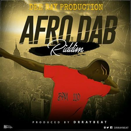 [Instrumental] Afro Dab Riddim (Prod. by Drray Beat)