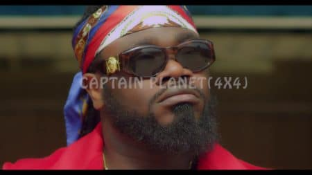 Captain Planet (4×4) – Sangbelegbe (Official Video)