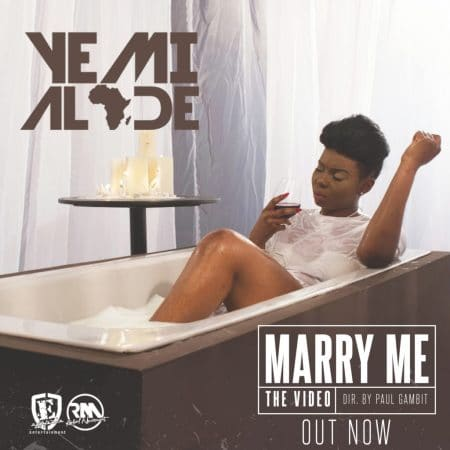Yemi Alade – Marry Me (Official Video)