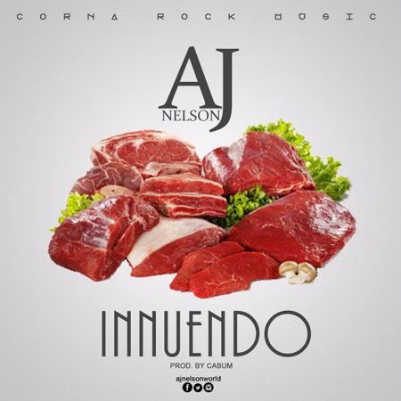 AJ Nelson – Innuendo (Who the Cap Fit)(Prod. by Cabum)