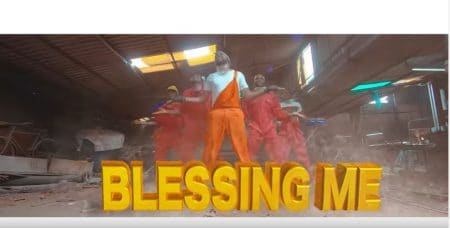 Banky W – Blessing Me (Official Video)