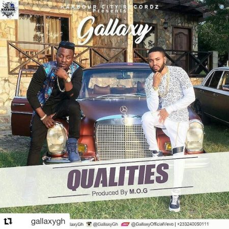 Gallaxy – Qualities (Prod. by MOG Beatz)