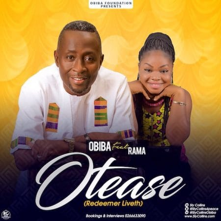 Obiba – Otease (Redeemer Liveth) ft. Rama