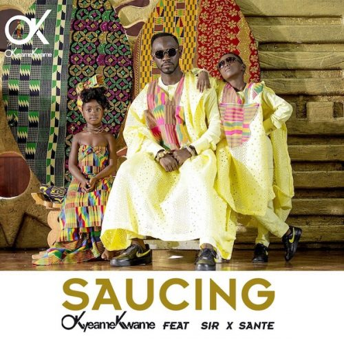 Image result for okyeame kwame saucing