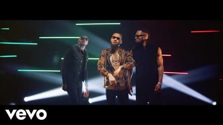 Phyno – Okpeke ft. 2Baba x Flavour (Official Video)