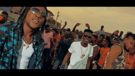 Shatta Wale – Taking Over ft. Joint 77 x Addi Self x Captan (Official Video)