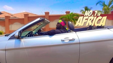 Yaa Pono – Number 1 In Africa (Official Video)