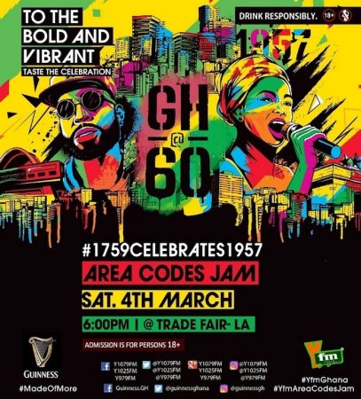 Shatta Wale, Yaa Pono for YFM's Area Codes Jam this Saturday March 4th
