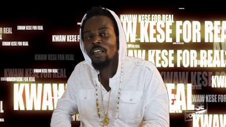 Kwaw Kese talks about living in his friend's house while building his $2 million mansion