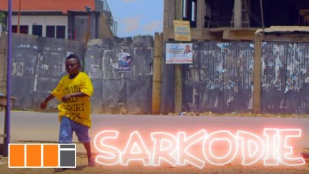 Sarkodie – Gboza (Official Video)