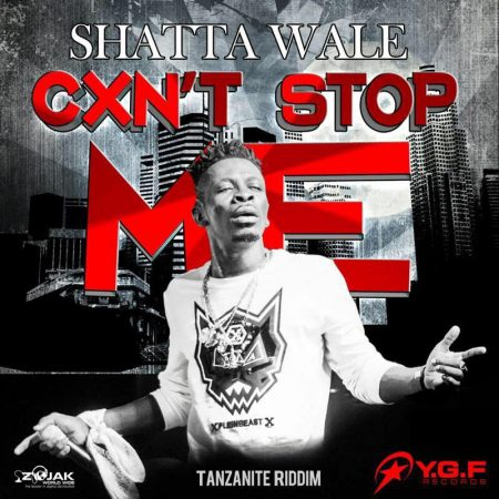 Shatta Wale – Can't Stop Me