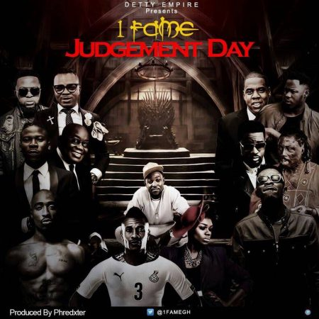 1Fame – Judgement Day (Prod. by Phredxter)