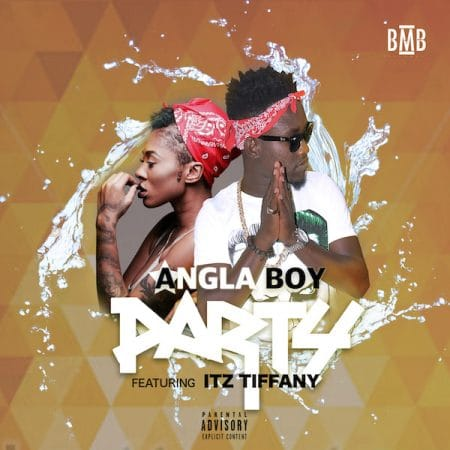 Angla Boy – Party ft. Itz Tiffany