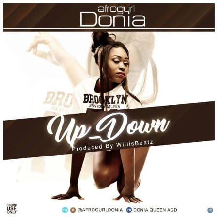 AfroGurl Donia – Up Down (Prod By Willis Beatz)