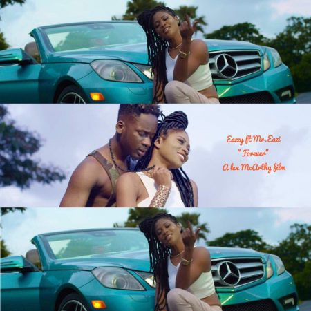Eazzy – Forever ft Mr Eazi (Official Video)