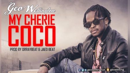 Geo Wellington – My Cherie Coco (Prod. by Drray Beat x Jaed Beat)