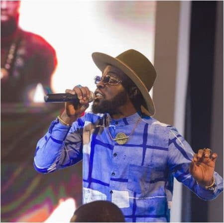 M.anifest delivers his best performance yet at Ghana meets Naija
