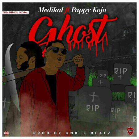 Medikal – Obia Ye Ghost ft. Pappy Kojo (Prod. by Unkle Beatz)