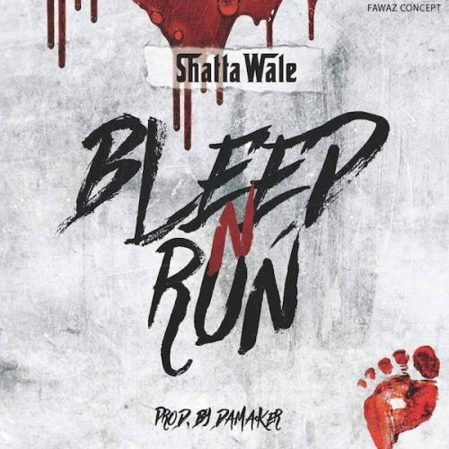 Image result for shatta wale bleed n run