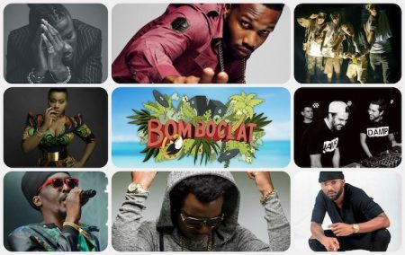 Stonebwoy to rock Bomboclat Festival mainstage with Konshens, Charly Black, others in Belgium this July