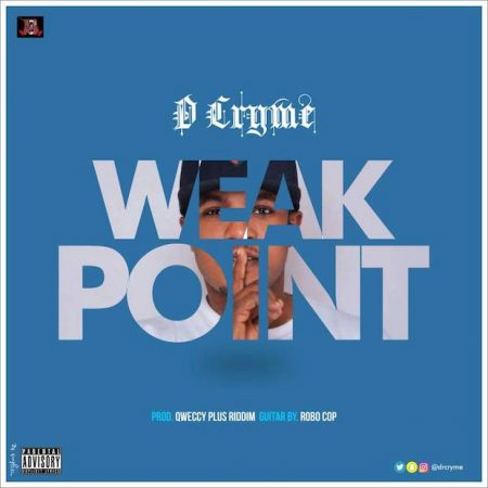 Dr Cryme – Weak Point (Prod. by Qweccy Plus Riddim)
