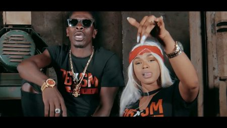 Lousika – Opampam ft. Shatta Wale (Official Video)
