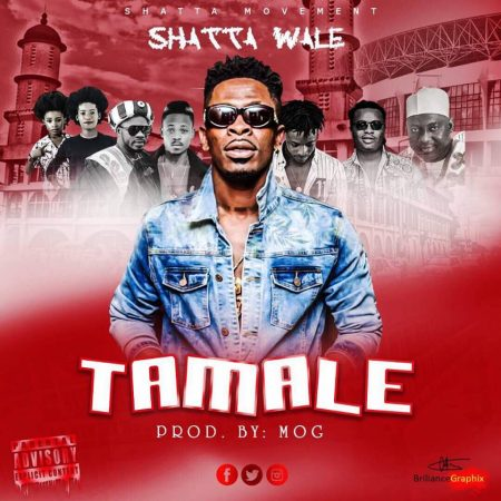 Shatta Wale – Tamale (Prod. by MOG Beatz)