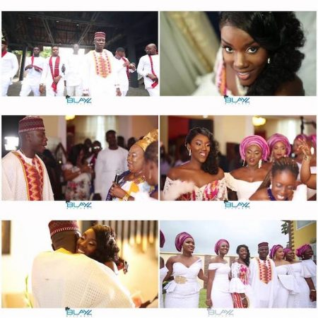 VIDEO: Highlights from Stonebwoy x Louisa's engagement and wedding ceremony