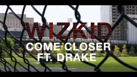 Wizkid – Come Closer (Official Dance Mashup)