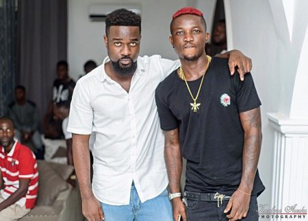 Geesus – My Everything ft. Sarkodie (Prod. by Laxio)