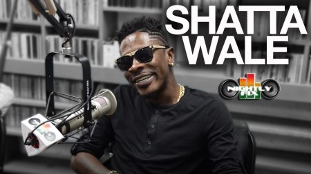 Shatta Wale talks Dancehall, wanting to be Jamaican and working with Alkaline on Nightly Fix