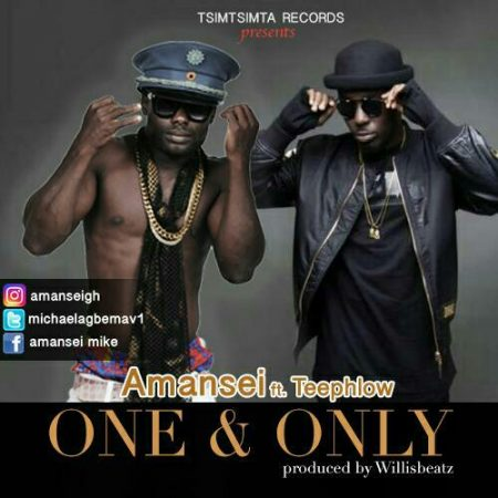 Amansei – One And Only ft TeePhlow (Prod By Willis Beatz)