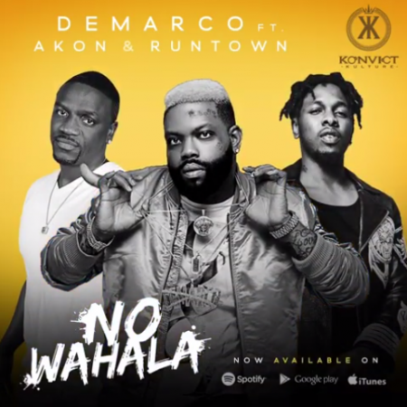 Demarco – No Wahala ft Akon x Runtown