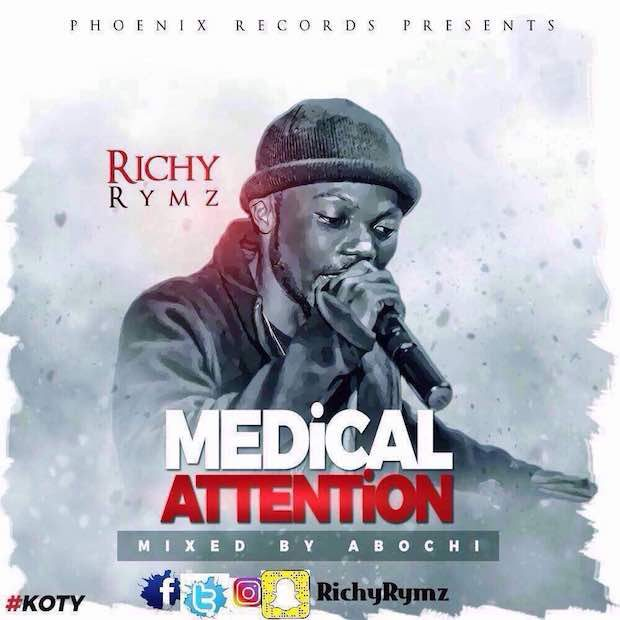 Richy Rymz – Medical Attention (Mixed by Abochi)