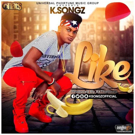 K Songz – Like (Prod. by AkTheBeatz)
