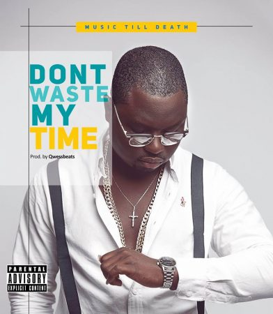 K.Curtiz – Don't Waste My Time (Prod. By Qwessbeats)