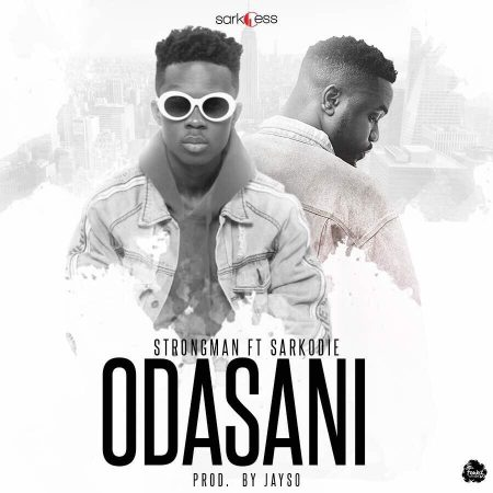 Strongman – Odasani ft. Sarkodie (Prod. by Jayso)