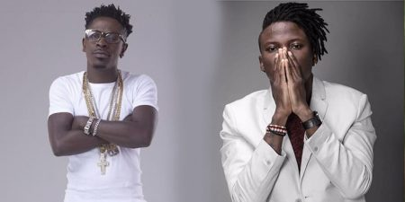 Stonebwoy is also dying to meet the president, Nana Akufo-Addo