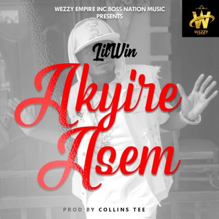 """Lil Win set to release """"Akyire Nsem"""" on February 7"""