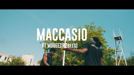Maccasio – Dagomba Girl ft. Mugeez (Official Video)