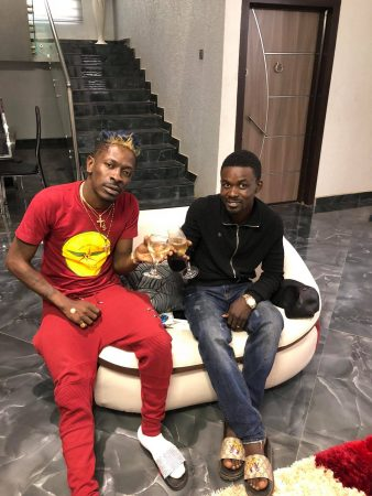Shatta Wale signs 3-year management deal with Zylofon Music
