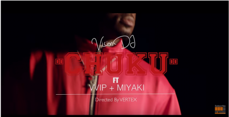 Vision DJ – Chuku ft. VVIP x Miyaki (Official Video)