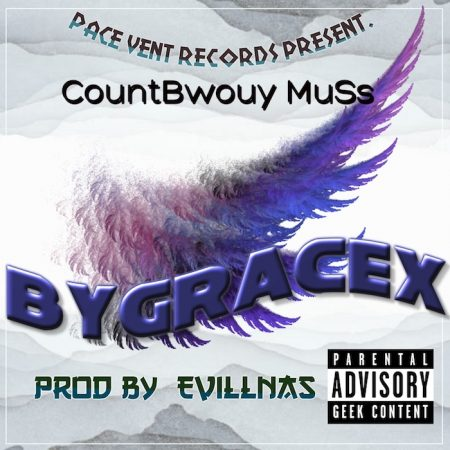 Countbwouy Muss – By Grace (Prod. by Evillnas)